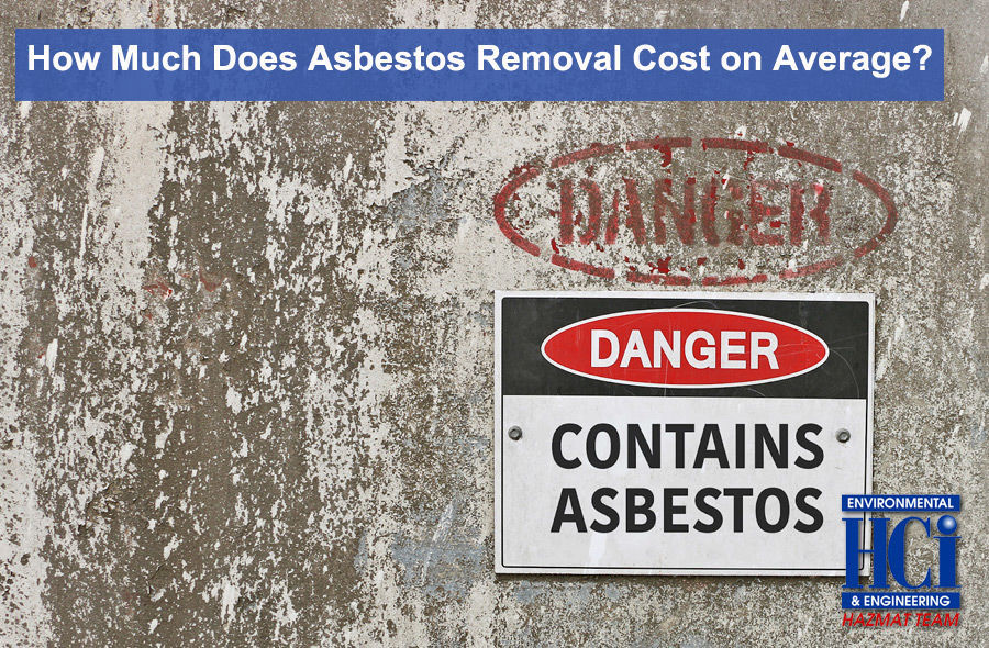 How Much Does Asbestos Removal Cost on Average?